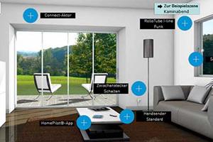 3D Produktwelt interaktiv