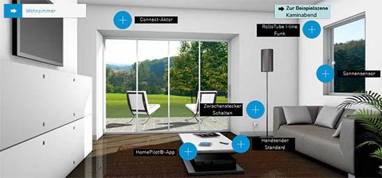 Die interaktive Rademacher Produktwelt
